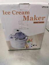 Profi Eismaschine, Joghurtbereiter und Eisbereiter für Eiscreme, Gelato und Sor
