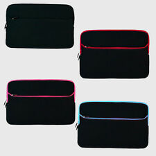 Soft Carrying Sleeve Washable Neoprene Case Cover for 14-inch Laptop Chromebook