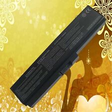 Battery For TOSHIBA PA3817U-1BAS PA3817U-1BRS Genuine PA3634U C650 C650D 6cell
