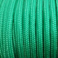 10mm GREEN Strong Braided Polypropylene Plaited Poly Rope Cord Yacht Sailing
