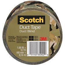 "3M Scotch Printed Duct Tape 1.88"" x 10 Yards - 330864"