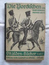 La yorckchen skaldenbücher volume 7