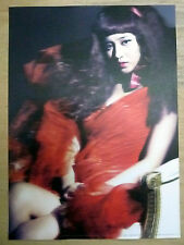 GIRLS GENERATION - The Boys OFFICIAL POSTER (YURI) *SNSD* *HARD TUBE CASE*