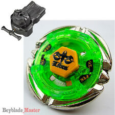 Masters Beyblade Metal Fusion BB-48 Flame LIBRA + Double string LR Launcher