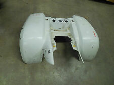polaris sport 400 rear back fender cab white 1992 1993 1994 trail blazer boss 95