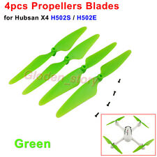 4PCS Green Propellers Blades for Hubsan X4 H502E H502S RC Quadcopter Spare Parts