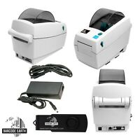 Zebra LP2824 (LP 2824) $39.99 Direct Thermal Printer, USB Cable