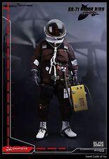 1/6 Scale Dam Toys 78031 SR-71 Astronaut Test Pilot Black Bird Delux Box Set