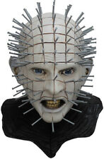 OFFICIAL DELUXE HELLRAISER PINHEAD LATEX HORROR MASK