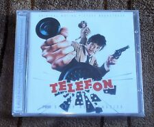 TELEFON/HIDE IN PLAIN SIGHT (Schifrin/Rosenman) rare ltd.ed. sealed cd (2011)