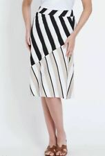 W.Lane Spliced Stripe Skirt Size XL New with Tag RRP69.99