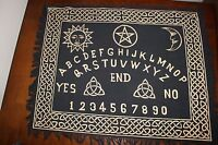 Ouija Spirit Board Altar Cloth Wiccan Wicca Samhain Halloween Divination 24 X 30