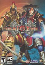 SEAL OF EVIL Strategy RPG Role Playing PC Game NEW BOX