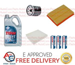 FITS NISSAN MICRA 1.2 MK4 K13 PETROL SERVICE KIT OIL AIR CABIN SPARK PLUGS NEW