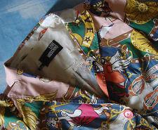 JACKET bluse woman vintage  90's LOVE MOSCHINO  TG.42 circa S-M New!    Rare