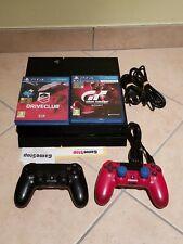 Ps4 500gb usata in garanzia 2 Controller GT Sport Driveclub