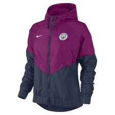 NIKE MANCHESTER CITY AUTHENTIC WINDRUNNER WOMEN´S Midnight Navy/True Berry  M