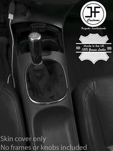 BLACK REAL SUEDE MANUAL SHIFT BOOT COVER FITS ACURA RSX 2002-2006