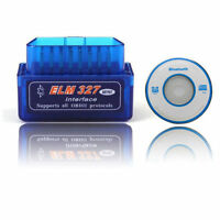 Mini ELM327 Bluetooth OBD-II OBD2 Car Diagnostic Scan Reader Tool Android Torque