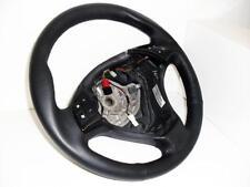 Fiat Cubo pelle per rivestimento volante pelle e cuciture nere