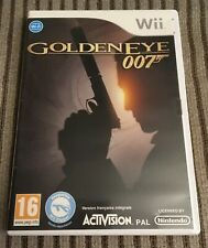 Wii Goldeneye 007 Video Game - French Version - PAL