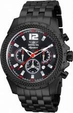 Invicta Signature II 7459 Men's Black Round Chronograph Date Analog Watch