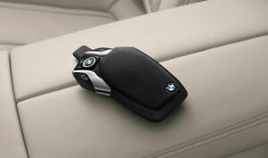 BMW Genuine OE Emblem Logo Display Key Holder Fob Cover Case 82292365436
