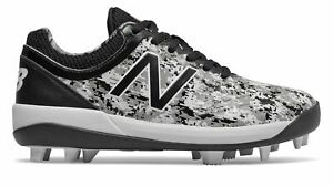 New Balance Kid's 4040v5 Youth Rubber-Molded Baseball Cleat Big Kids Male Shoes