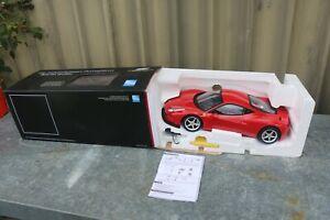 1:10 MJX R/C Ferrari Italia RC Radio Remote Control Battery Model Car American X