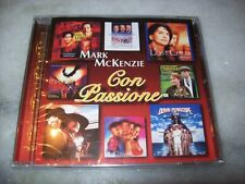 CD - CON PASSIONE - MARK McKENZIE - SEALED - PROMOTIONAL