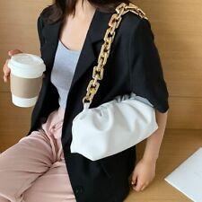 2020 Fashion Cloud Soft PU Leather Bag Shoulder Purse Luxury Handbag Clutch