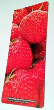 NEW!  24 STRAWBERRY SCENTED BOOKMARKS PARTY FAVOR SCHOOL CLASSROOM REWARDS