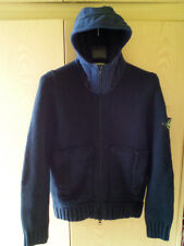 STONE ISLAND WOOL SWEATER / JACKET