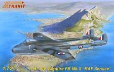 XTRAKIT 1/72 De Havilland Vampire fb.5 #72008