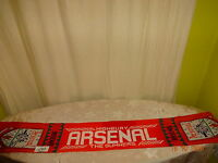 "FC Arsenal London Original Fan Schal ""HIGHBURY ARSENAL THE GUNNERS"""