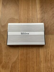 "Trekstor Externe Festplatte 2,5"" Alu-Gehäuse USB 2.0 mit 120GB"