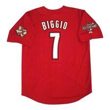 Craig Biggio 2004 Houston Astros Alternate Red Men's Jersey w/ All Star Patch