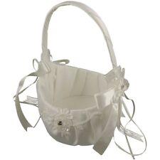 Euphyllia-Chambord Flower Girl Wedding Basket (e2150bi)