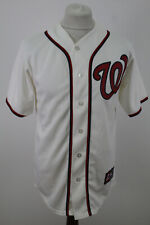More details for genuine merchandise majestic washington nationals jersey size s