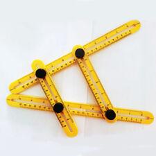 Mini Plastic Fold Ruler Measure Tool Change Angle-izer Kid Home Educational Toy