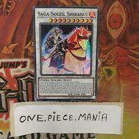 Yu-Gi-Oh! Saga-Soleil Shiranui OP10-FR008