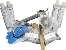 DIY Fast Set Concrete Foundation Crack Repair Kit - Stops Leakages BESTSELLING