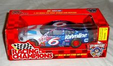 Racing Champions NASCAR 50th Anniversary 1:24 Ford Taurus Valvoline #6 MIB