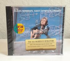 Saint Dominic's Preview -Van Morrison 1997 Polydor Remaster CD  Sealed Promo