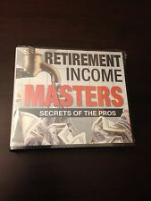 Retirement Income Masters 6 Disc Audio Book Set (Paychecks and Play Checks)