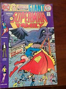 Superman Family 174 VG 1976 DC Comics