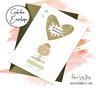 Bridesmaid Proposal Card.Hidden Message Card. Flower Girl, Maid of Honour idea