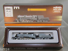 MARKLIN Z MINI-CLUB 88832 BR 52 GRAY 2-10-0 STEAM ENGINE AND TENDER