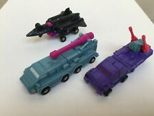 Transformers G1 1990 BATTLE SQUAD figure SET micromaster hasbro