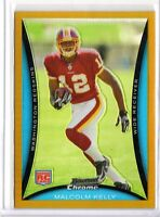 MALCOLM KELLY 2008 Bowman Chrome Gold Refractor RC #BC86 9/50 (25% OFF)
